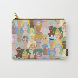 Rococo Hairstyles Carry-All Pouch