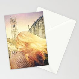 Deepening Skies Stationery Cards