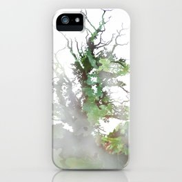 Where the sea sings to the trees - 1 iPhone Case