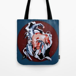 Taurus Asc. Scorpion by carographic Tote Bag
