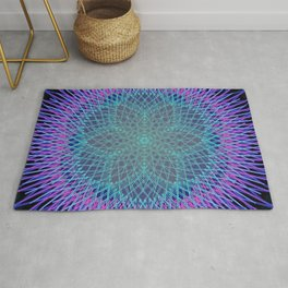 Omnigeo#5 - Geometric Pattern Rug