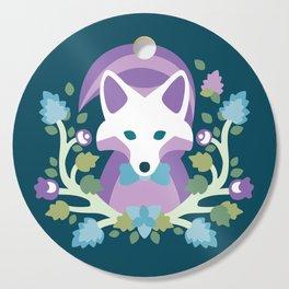 Baltimore Woods Fox Cutting Board