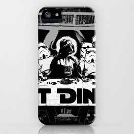 The Last Dinner iPhone Case