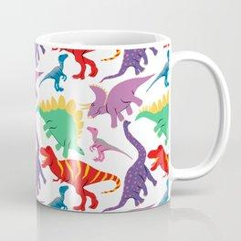Dinosaur Domination - Light Coffee Mug