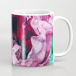 Purple Poppy Coffee Mug