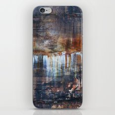 Pictured Rocks Collage iPhone & iPod Skin