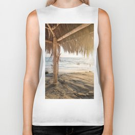 Sunset in Paradise Biker Tank