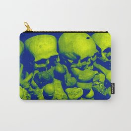 Skulls III Carry-All Pouch