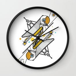 Voyager One Wall Clock