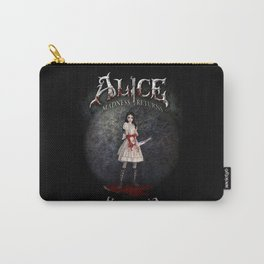 Alice Madness Returns Hysteria Game Design Carry-All Pouch