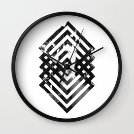 Dreaming of Darkness Wall Clock