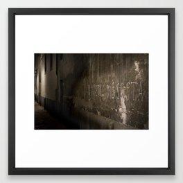 + Devieto di sosta - Firenze (ITA) Framed Art Print