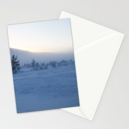 Lapland winter Stationery Cards