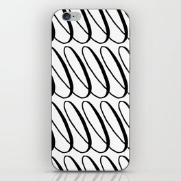 Curly Pattern 11 iPhone Skin
