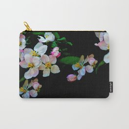 Candy Colors Apple blossoms Carry-All Pouch