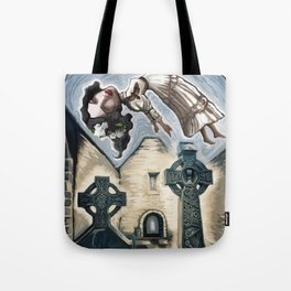 The Haunting of Burrishoole Abbey Tote Bag