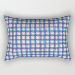 Upbeat SK8ter Chess Pattern V.09 Rectangular Pillow