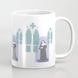 Nun's Windows Coffee Mug