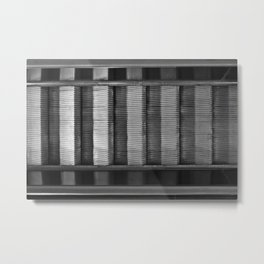 Escalate Metal Print