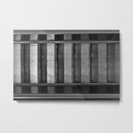 Escalate Metal Print