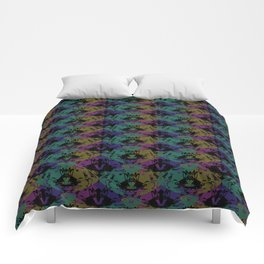 Poison Frog Comforters