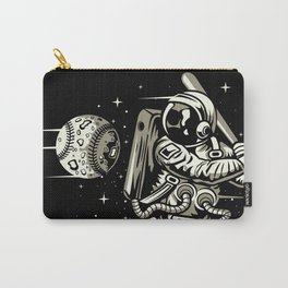Space Baseball Astronaut Carry-All Pouch