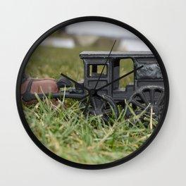 Amish Paradise Wall Clock