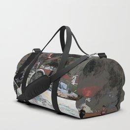 """Getting Air"" - BMX Rider Duffle Bag"