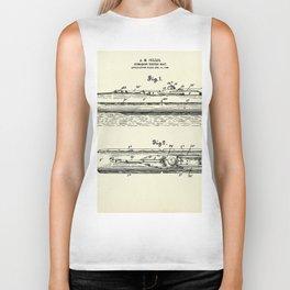 Submarine Torpedo Boat 01-1910 Biker Tank
