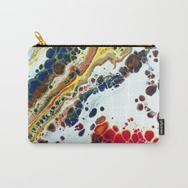 Primary Agate Slab Carry-All Pouch