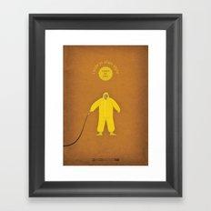 Breaking Bad - I See You Framed Art Print