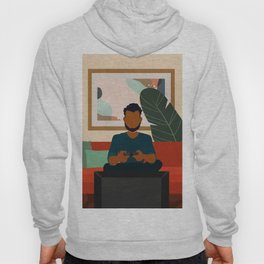 Stay Home No. 6 Hoody