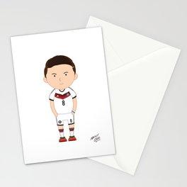 Mesut Ozil - Germany - World Cup 2014 Stationery Cards