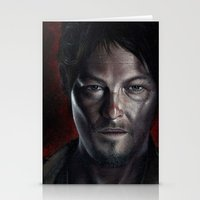 daryl Stationery Cards featuring Daryl by Voss fineart