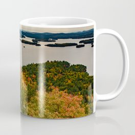 Autumn colors in New Hampshire Coffee Mug