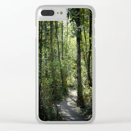 Shinrin-Yoku I Clear iPhone Case