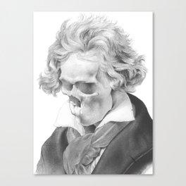 Ludwig Canvas Print