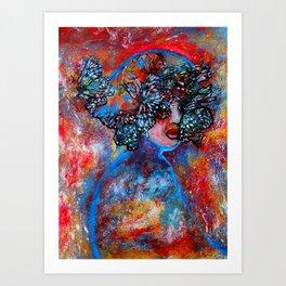 Summer #Society6 #buyart #decor Art Print