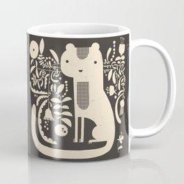 FLAMBOYANT WHISKERS Coffee Mug