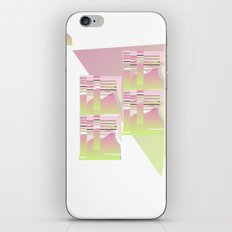 I NEED TO PAY RENT BUT I NEED CAPITALISM TO END iPhone & iPod Skin