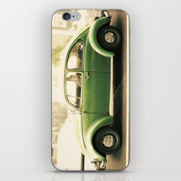 Punch Buggy Green iPhone Skin