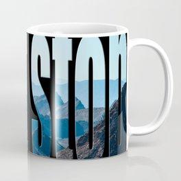 don't stop Coffee Mug