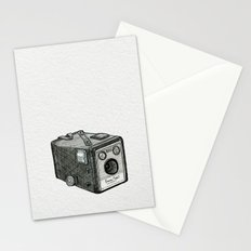 Kodak Box Brownie Camera Illustration Stationery Cards