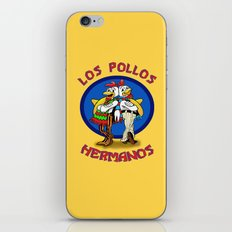 Los Pollos Hermanos. Breaking Bad. iPhone & iPod Skin