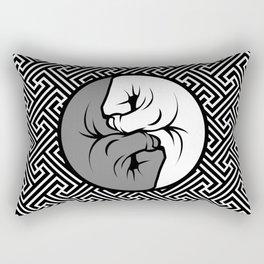 Way of the Fist Rectangular Pillow