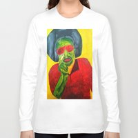 mac Long Sleeve T-shirts featuring MAC by Yaz's Gallery