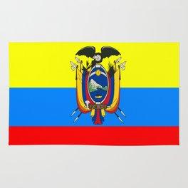 Flag of Ecuador Rug