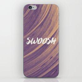 Swoosh iPhone Skin