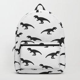 T-Rex Pattern Backpack