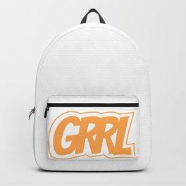GRRL Backpack